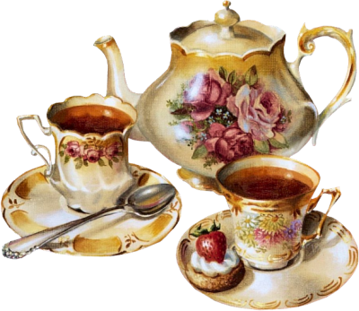 Tea Set Transparent Pictures PNG Images