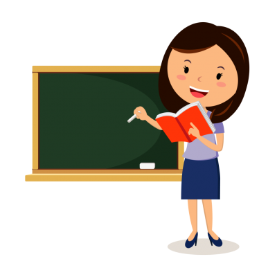 Teacher images Hd Cartoon Drawing, Blackboard, Chalk, Markers PNG Images