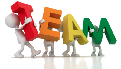 Team Work Cut Out Png PNG Images