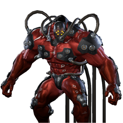Tekken 7 Characters Gigas Clipart PNG File PNG Images