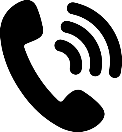 Black Telephone Png Icon Photo