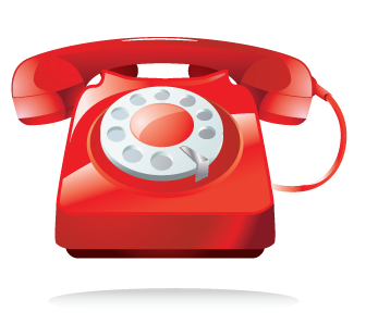 Classical Telephone Png Transparent