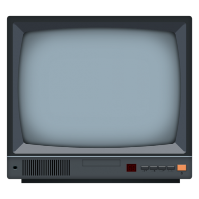 Television Icon Clipart PNG Images