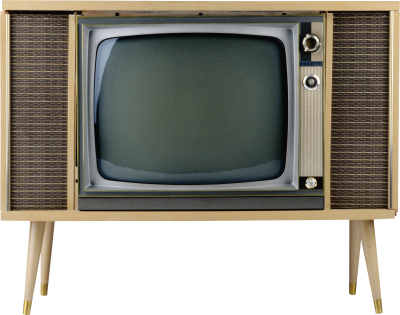 Television Free Cut Out 9 PNG Images