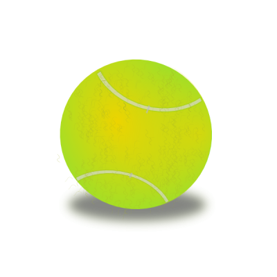 Tennis Ball Clipart File PNG Images