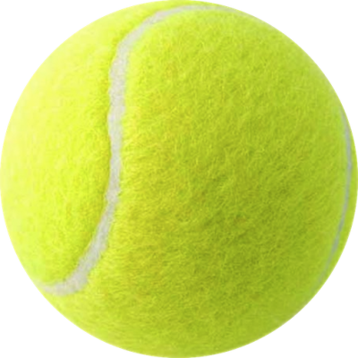 Tennis Ball Icon Clipart PNG Images