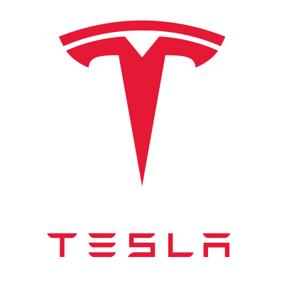 Tesla Logo Simple PNG Images