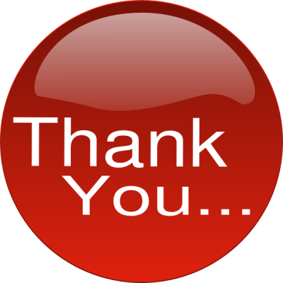Thank You Clipart HD PNG Images