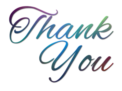Thank You HD Photo Png PNG Images