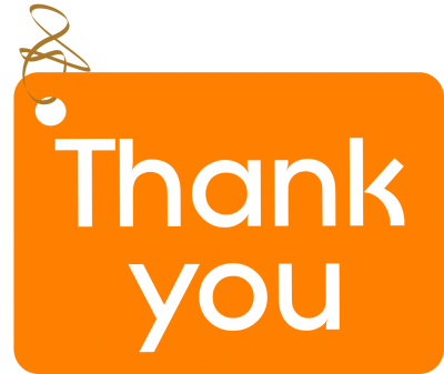 Thank You Simple PNG Images