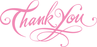 Thank You Icon Clipart PNG Images