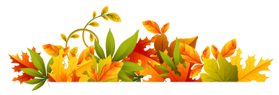 Fall Borders Images Clipart PNG Images
