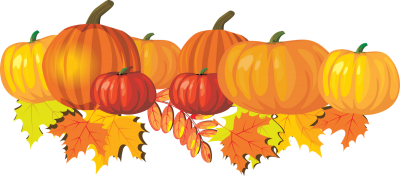 Fall Thanksgiving Picture Clipart