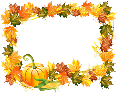 Flowers Thanksgiving Png PNG Images