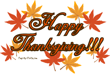 Happy Thanksgiving Picture PNG Images