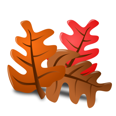 Leaf Thanksgiving Day Ico Png PNG Images