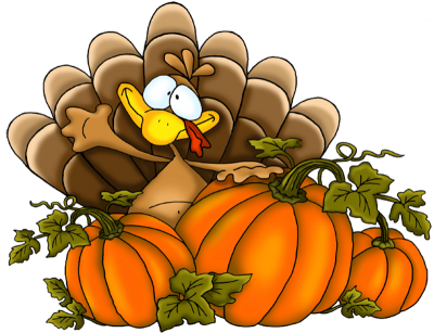 Thanksgiving Cartoon Pictures PNG Images