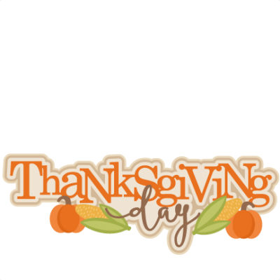 Thanksgiving Day Clipart Png Images PNG Images