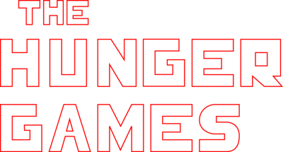 The Hunger Games 3d Black Logo