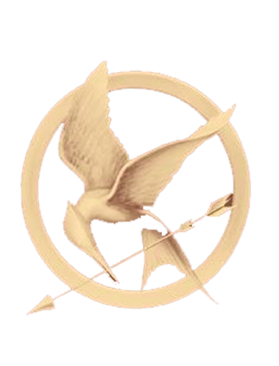 The Hunger Games Circle Logo