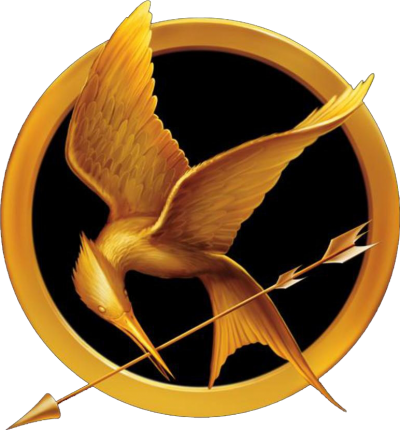Circle Gold The Hunger Games Icon