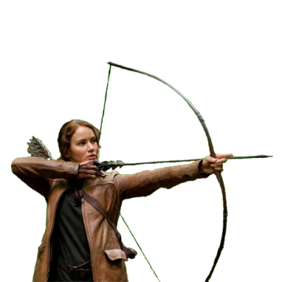 The Hunger Games Girl Arrow