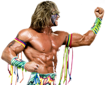 The Ultimate Warrior HD Image PNG Images