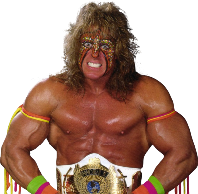The Ultimate Warrior PNG Picture
