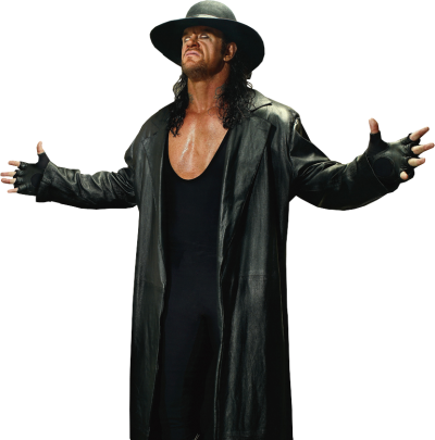 The Undertaker Clipart PNG File PNG Images