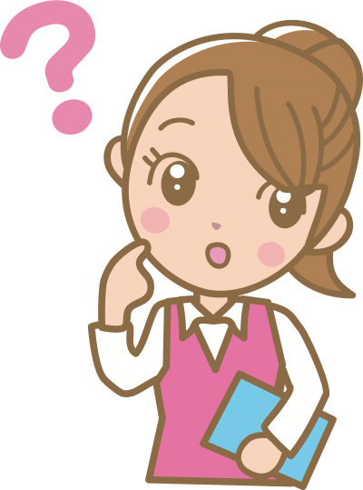Thinking Cartoon Girl Teacher Transparent Png PNG Images