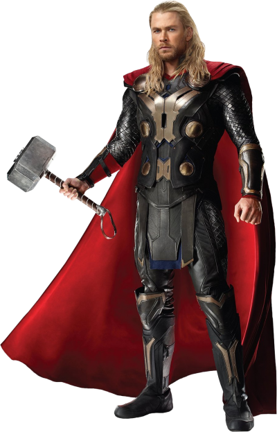 QuietThor Icon Clipart PNG Images