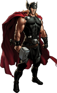 Thor Very StrongTransparent