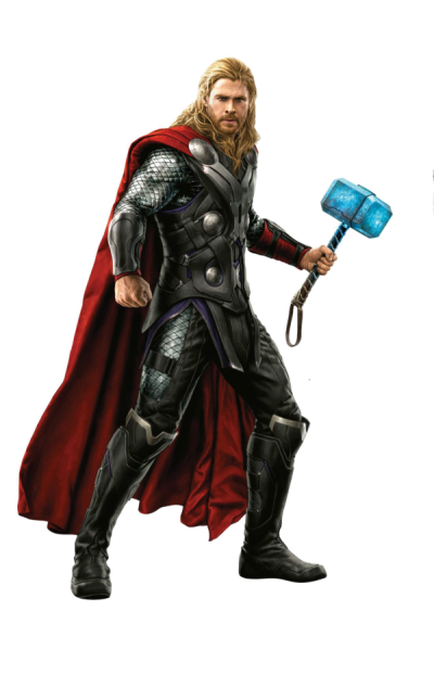 Charisma Thor Best Photo PNG Images