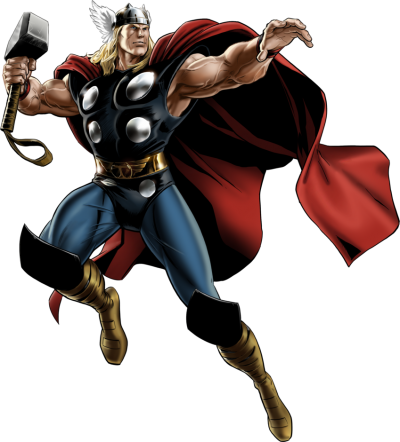 Thor High Quality Photo PNG Images