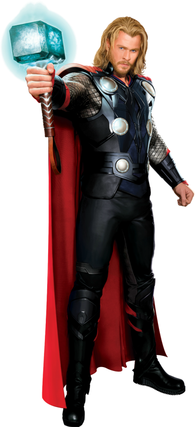 Warrior Thor Clipart Photos  PNG Images