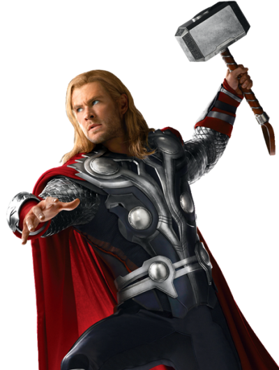 Sledgehammer Thor Iamge PNG Images