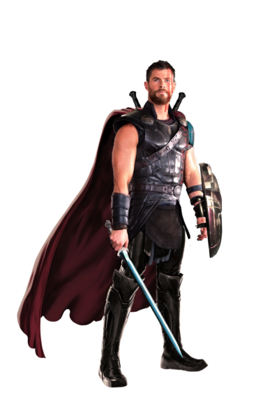 Knight Thor Picture PNG Images