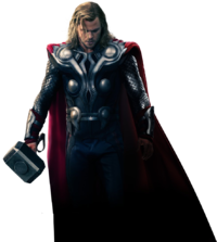 AngryThor Transparent Picture PNG Images