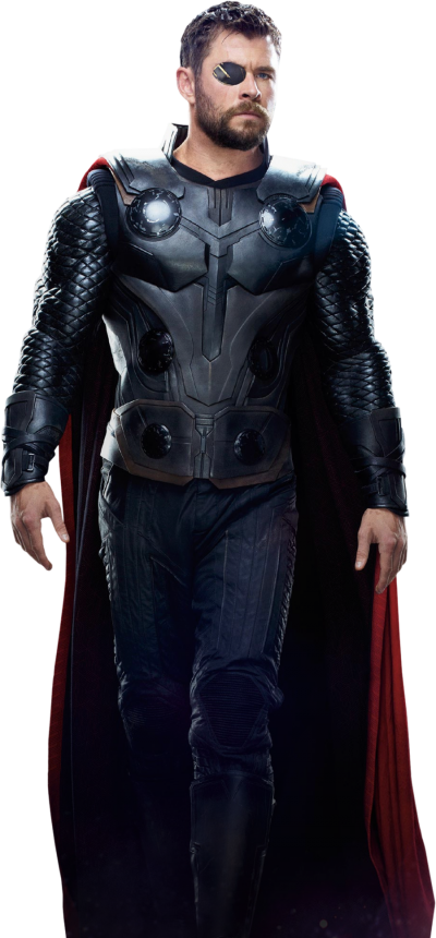 Style Thor Transparent Background