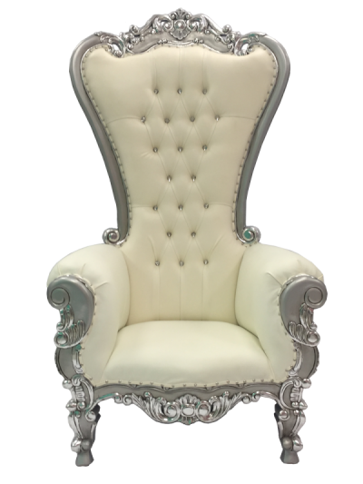 White Download Throne PNG PNG Images