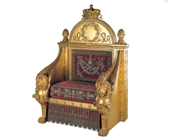 Throne Clipart Transparent PNG Images
