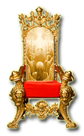 King Throne Clipart HD PNG Images