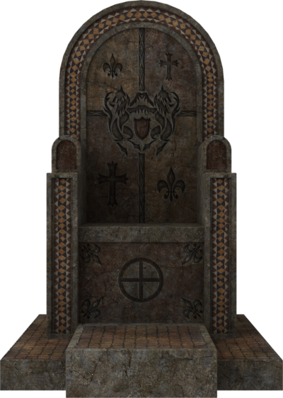 Throne Photos PNG Images