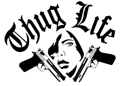 Thug Life Meme Cut Out Png 15 PNG Images