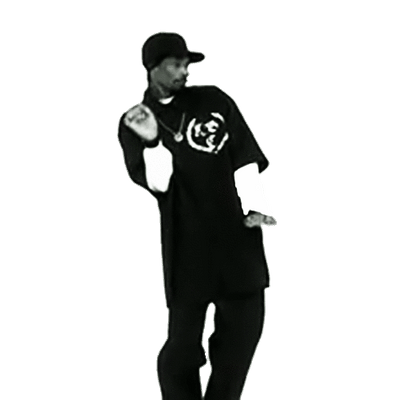 Thug Life Meme Cut Out Png PNG Images