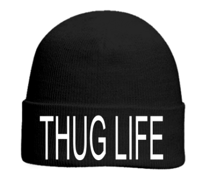 2a19b7ec862 Download THUG LIFE Free PNG transparent image and clipart