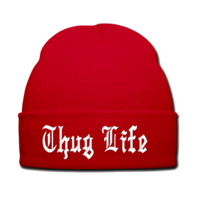 Thug Life Cut Out Png PNG Images