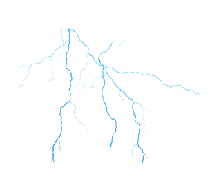 Thunder Light Thunderstorm Png