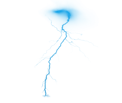 Thunder Lightning Effects Png