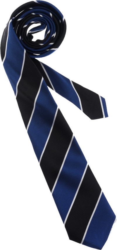 Tie Black And Blue Photo PNG Images